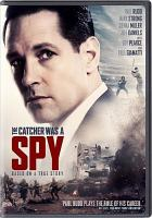 Cover image for The catcher was a spy