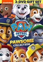 Cover image for PAW patrol. Pawsome collection