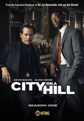 Cover image for City on a hill. Season one