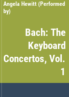 Cover image for The keyboard concertos