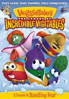 Cover image for VeggieTales. The league of incredible vegetables