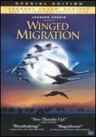 Cover image for Winged migration