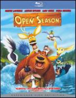Cover image for Open season