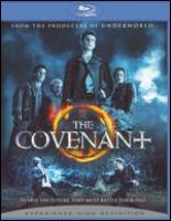 Cover image for The covenant [Blu Ray]