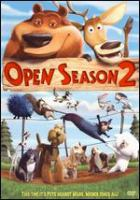 Cover image for Open season 2