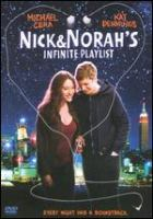 Cover image for Nick & Norah's infinite playlist