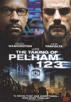 Cover image for The taking of Pelham 123