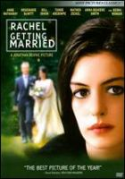 Cover image for Rachel getting married