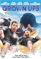 Cover image for Grown ups