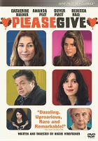 Cover image for Please give