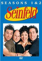 Cover image for Seinfeld seasons 1 & 2.