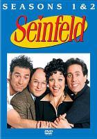 Cover image for Seinfeld seasons 1 & 2.