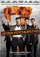 Cover image for Seven psychopaths