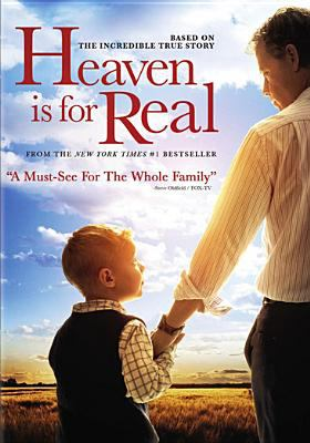 Cover image for Heaven is for real