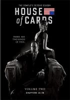 Cover image for House of cards. The complete second season