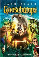 Cover image for Goosebumps