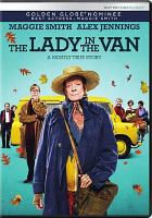 Cover image for The lady in the van