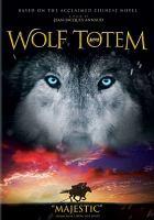 Cover image for Lang tu teng = Wolf totem