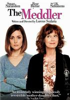 Cover image for The meddler