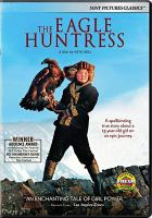 Cover image for The eagle huntress