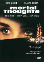 Cover image for Mortal thoughts