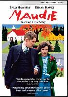 Cover image for Maudie