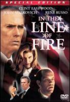 Cover image for In the line of fire