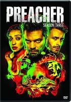 Cover image for Preacher. Season three