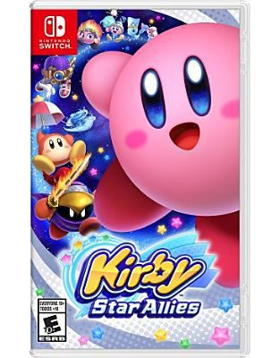 Cover image for Kirby : Star Allies.