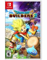 Cover image for Dragon quest builders 2