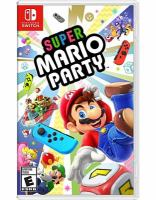 Cover image for Super Mario Party