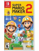 Cover image for Super Mario Maker 2.