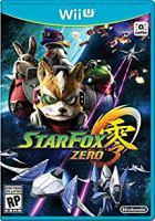 Cover image for StarFox zero.