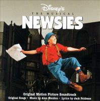Cover image for Newsies : original motion picture soundtrack