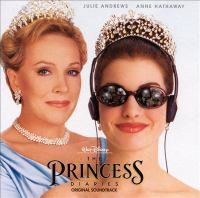 Cover image for The princess diaries original soundtrack.