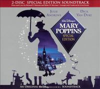 Cover image for Mary Poppins : an original Walt Disney Records soundtrack