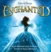 Cover image for Enchanted : an original Walt Disney Records soundtrack