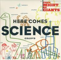 Cover image for Here comes science
