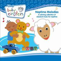 Cover image for Naptime melodies