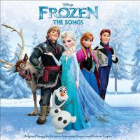 Cover image for Frozen : the songs