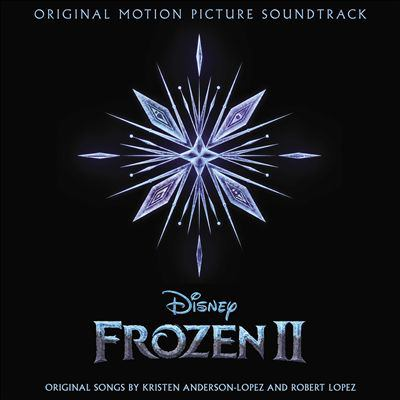 Cover image for Frozen II : original motion picture soundtrack