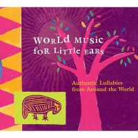 Cover image for World music for little ears