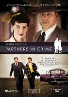 Cover image for Agatha Christie's Partners in crime