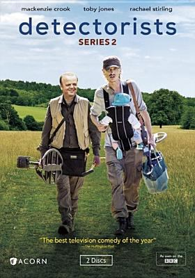 Cover image for Detectorists. Series 2
