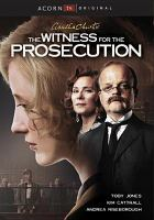 Cover image for The witness for the prosecution