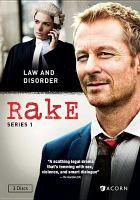 Cover image for Rake. Series 1