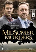 Cover image for Midsomer murders. Series 19, part 1