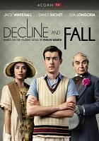 Cover image for Decline and fall