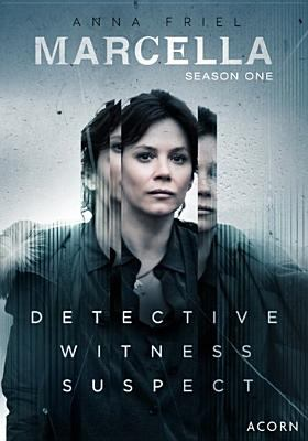 Cover image for Marcella. Season one