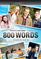 Cover image for 800 words. Season 3, part 2